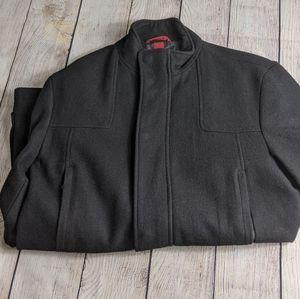 men's alfani fitted coat